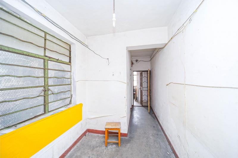 罗阳四村,中间位置大一房,满五年,看房随时